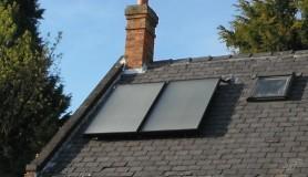 Solar thermal panel installers, Nottingham