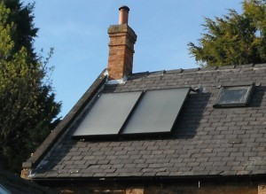 Solar thermal panel installers, Nottingham