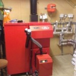 Biomass boiler installation saves homeowner Jamie money