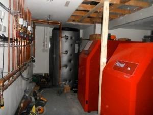Commerical biomass boiler installers, Nottingham